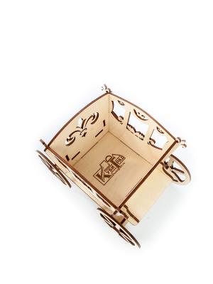 Сувенир подарочный «Карета»