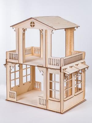 """Кукольный домик """"Усадьба"""" для больших кукол"""