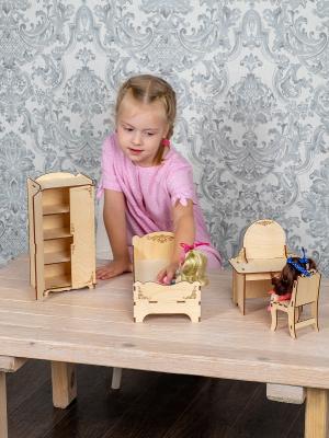 """""""Спальня"""" Кукольная мебель для больших кукол"""