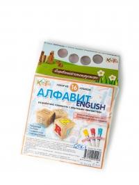 """Набор кубиков """"Алфавит Английский"""""""