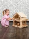 Домик для девочки малый
