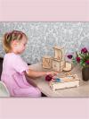 Ванная комната кукольная мебель