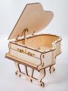 Шкатулка – Рояль сувенир подарочный