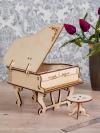 Рояль для кукольного домика
